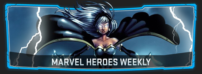 Marvel Heroes Weekly. Выпуск 28