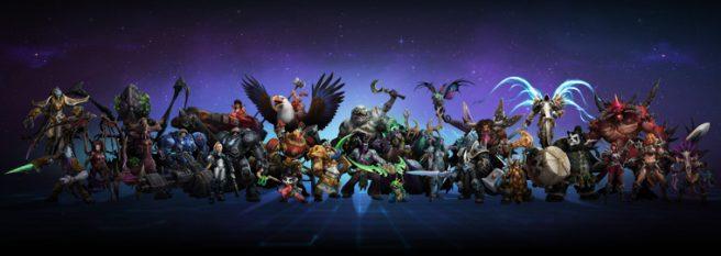 Heroes of the Storm: заключительная фаза альфа-тестирования
