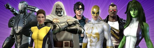 Marvel Heroes: анонсирован Advance Pack 2