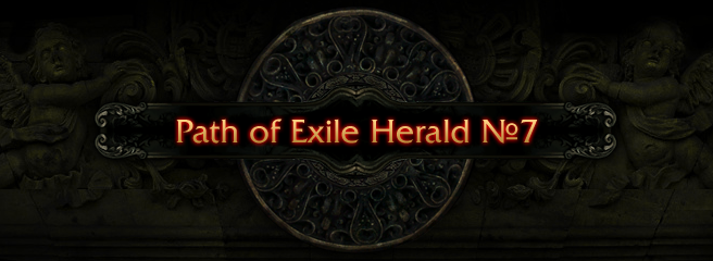Path of Exile Herald: выпуск 7