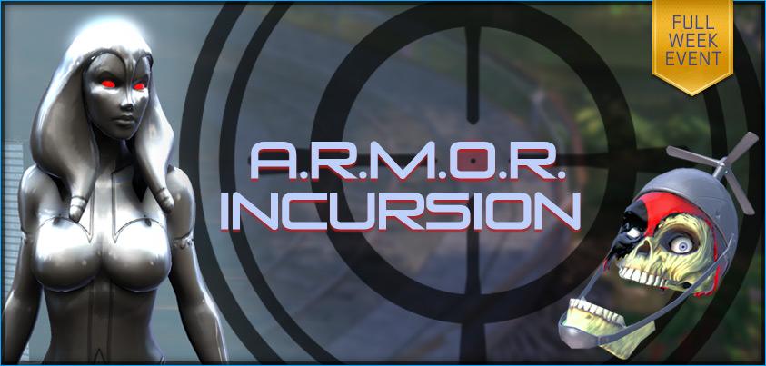 Вторжение ARMOR возвращается!