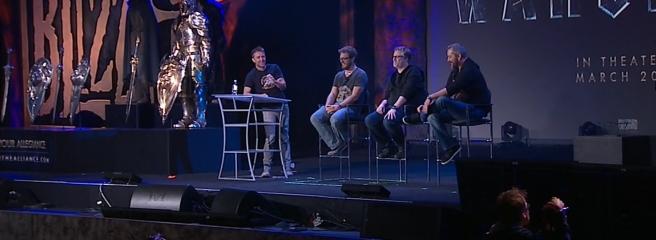 BlizzCon 2014: презентация фильма Warcraft