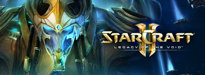 StarCraft II: анонс дополнения  Legacy Of The Void