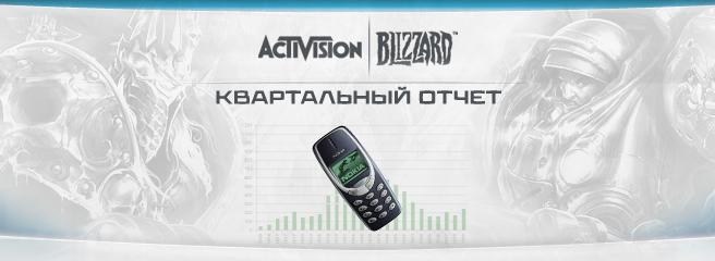 Activision Blizzard: отчет за IV квартал 2014 года