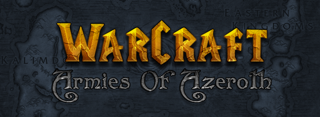 Warcraft: Armies of Azeroth - альфа доступна в Игротеке StarCraft II