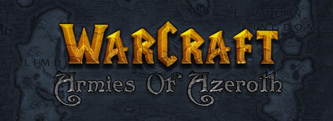 WarCraft: Armies of Azeroth - первое видео игрового процесса