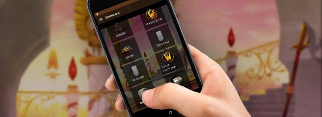 World of Warcraft: концепт мобильного гарнизона