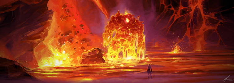 Hearthstone: Огненные Недра