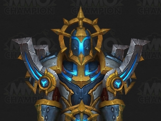 World of Warcraft: T18 Паладин, обычный
