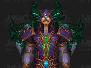 World of Warcraft: T18 Маг, эпохальный