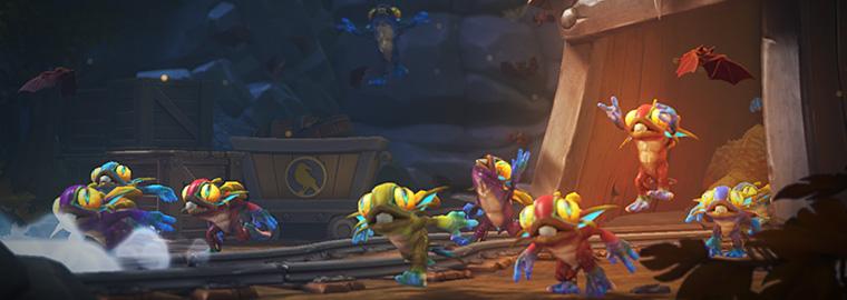 Heroes of the Storm: разработчики о подборе соперников