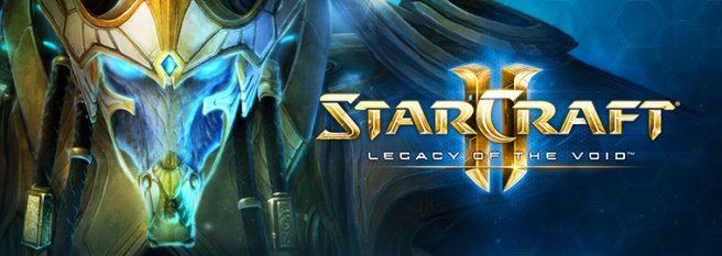 StarCraft II: бета-тестирование Legacy of the Void началось