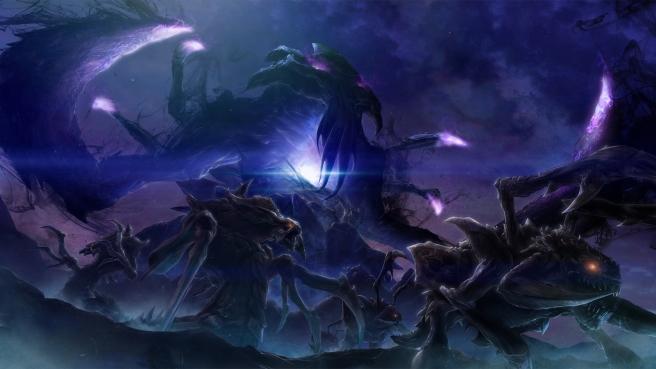 Под прицелом: бета-версия Legacy of the Void