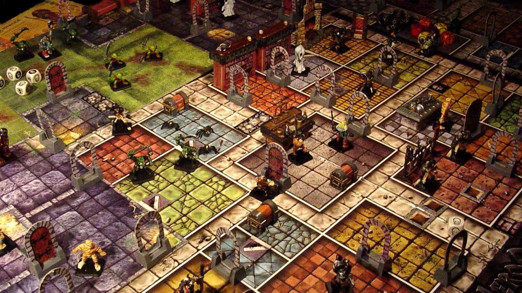 Dungeons & Dragons – родоначальник ролевых игр.