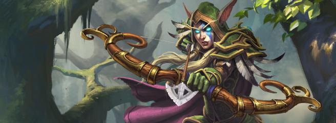 Hearthstone: новый герой - Аллерия Ветрокрылая