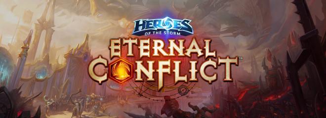 Heroes of the Storm: первые подробности