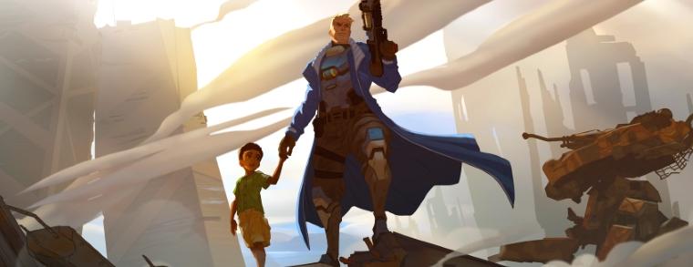 Overwatch: по следам Джека Моррисона