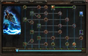 Grim Dawn: новый класс обновления В27 Shaman Mastery