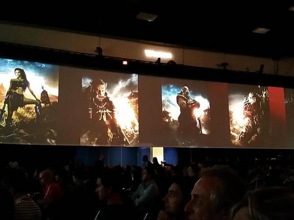 панель фильма с San Diego Comic-Con 2015