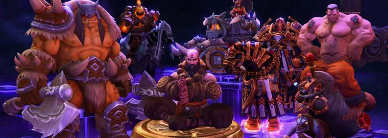 Heroes of the Storm: новые облики, герои и транспорт