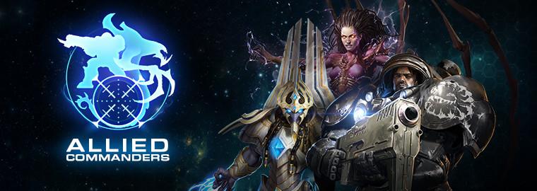 StarCraft II: обзор режима союзного командования