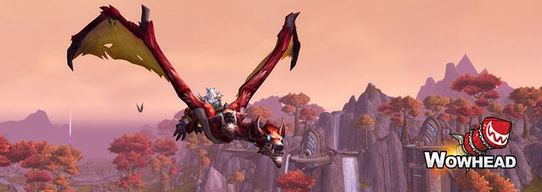 World of Warcraft: полеты вернутся только в обновлении 6.2.2