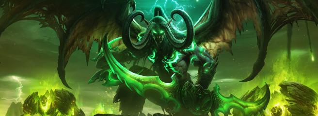 World of Warcraft: Legion - официальный анонс