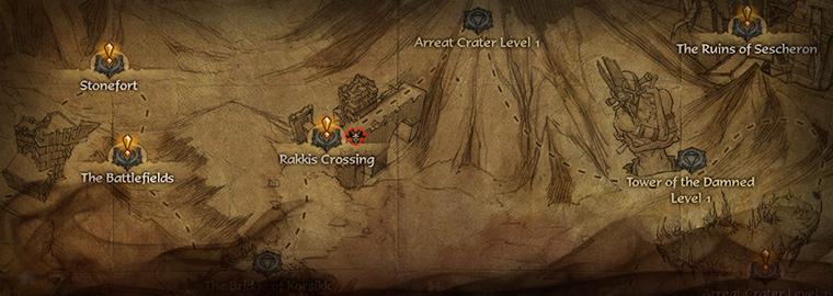 Diablo III 2.3.0: изменения в режиме приключений