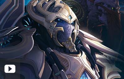 StarCraft II вступительный ролик LotV  thumb