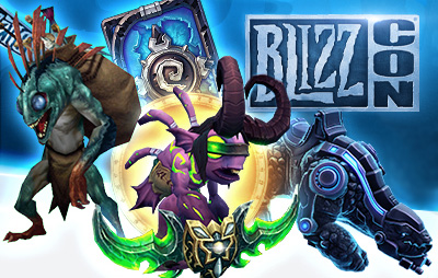 Внутриигровые сувениры BlizzCon 2015 thumb