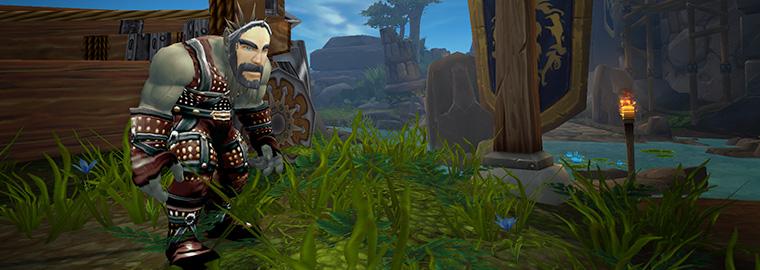World of Warcraft: обновление 6.2.2 - режим Наемник