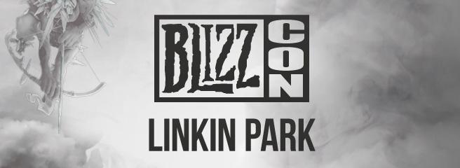 BlizzCon 2015: на церемонии закрытия выступит Linkin Park