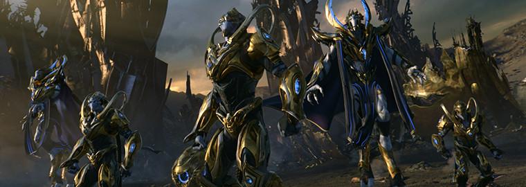 StarCraft II: бета Legacy of the Void закончится 2 ноября