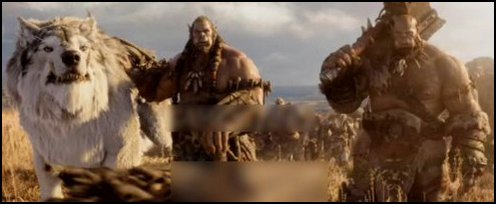 Warcraft: новые кадры