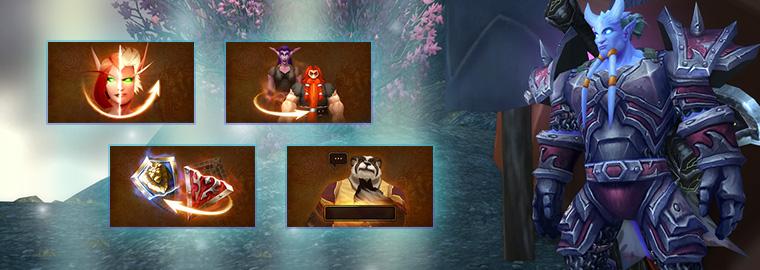 World of Warcraft: внутриигровой магазин расширяется