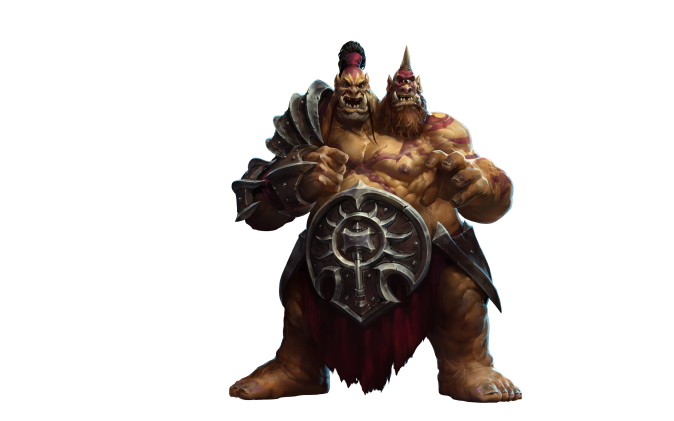 Heroes of the Storm: новые герои и поля боя c BlizzCon 2015 - ChoGall