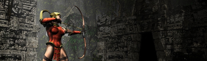 Судьба героев Diablo 2 в Diablo 3. Амазонка
