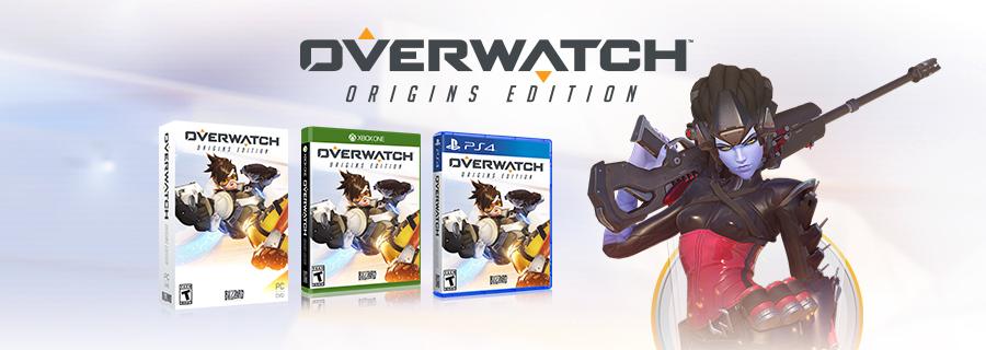 Overwatch: объявлена бизнес-модель и открыт предзаказ для консолей и PC