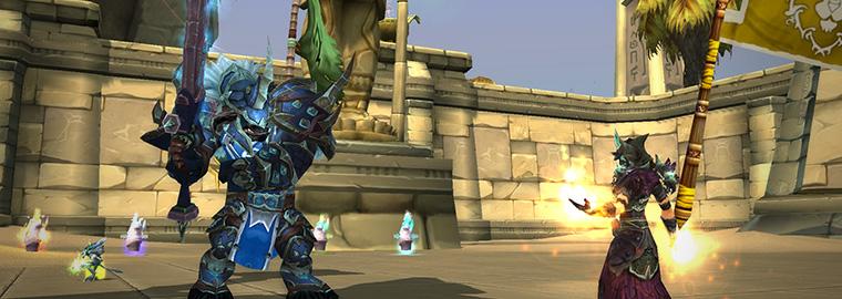 World of Warcraft: 2-й PvP-сезон в Warlords of Draenor близится к завершению