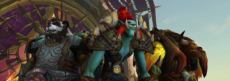 World of Warcraft: обзоры классовых изменений в Legion