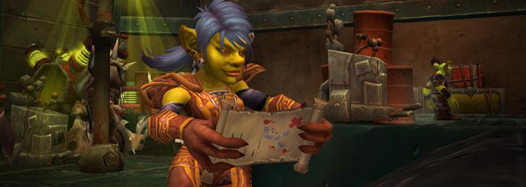 World of Warcraft: обновление 6.2.3 выходит 18 ноября