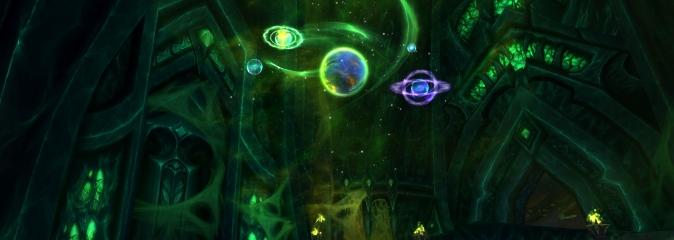 World of Warcraft: новая сборка альфы Legion - уже сегодня ночью