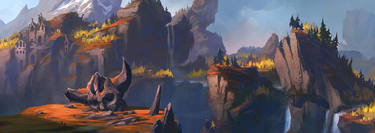 World of Warcraft: новый контент в альфе Legion