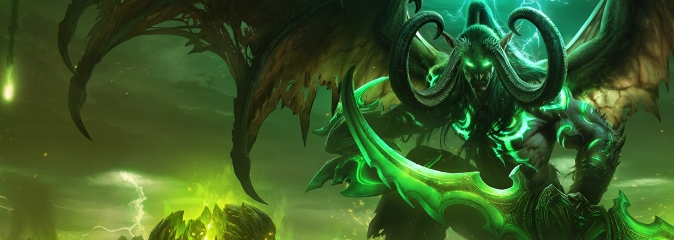 World of Warcraft: альфа Legion выходит с каникул