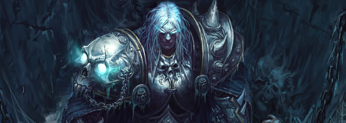 World of Warcraft: путешествие во времени в Wrath of the Lich King (06.01.16)