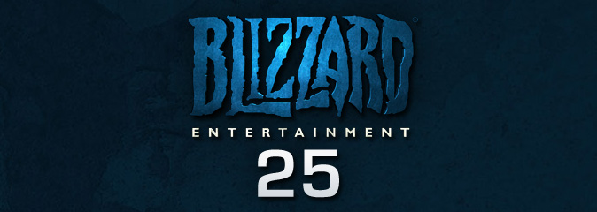 Blizzard Entertainment исполняется 25 лет