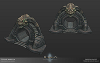 Diablo3_ReaperOfSouls_Art_03Queens_Vault_Richie_Marella_th