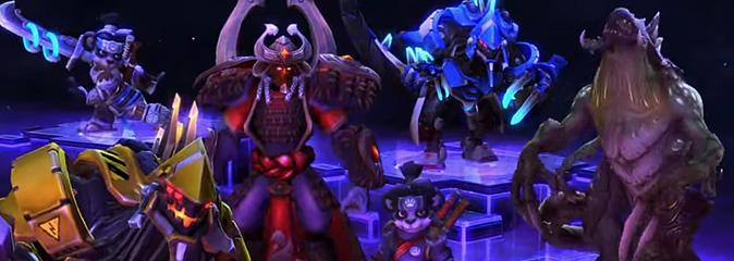 Heroes of the Storm: новые облики и герои в разработке