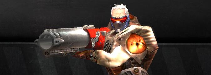 Overwatch: чувствительность как в Quake