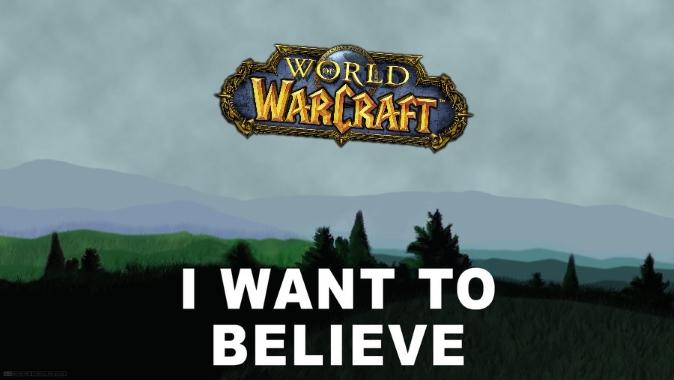 World of Warcraft: классические серверы где-то рядом